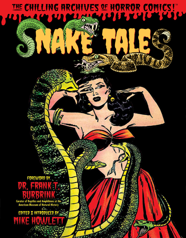 Cover of SNAKE TALES