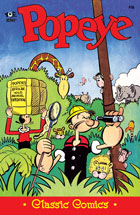 Cover of Popeye Classic #16