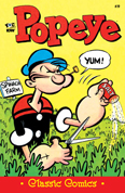 Cover of Popeye Classic #19