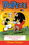 Cover of Popeye Classic #2