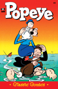 Cover of Popeye Classic #22