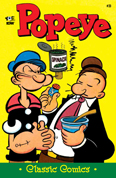 Cover of Popeye Classic #23