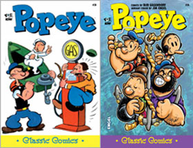 Cover of Popeye Classic #24