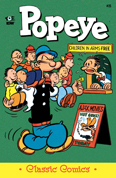 Cover of Popeye Classic #25