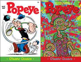Cover of Popeye Classic #44