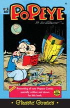 Cover of Popeye Classic #5