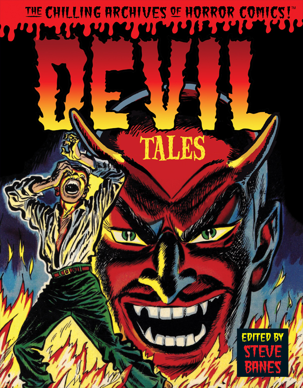 Cover of DEVIL TALES