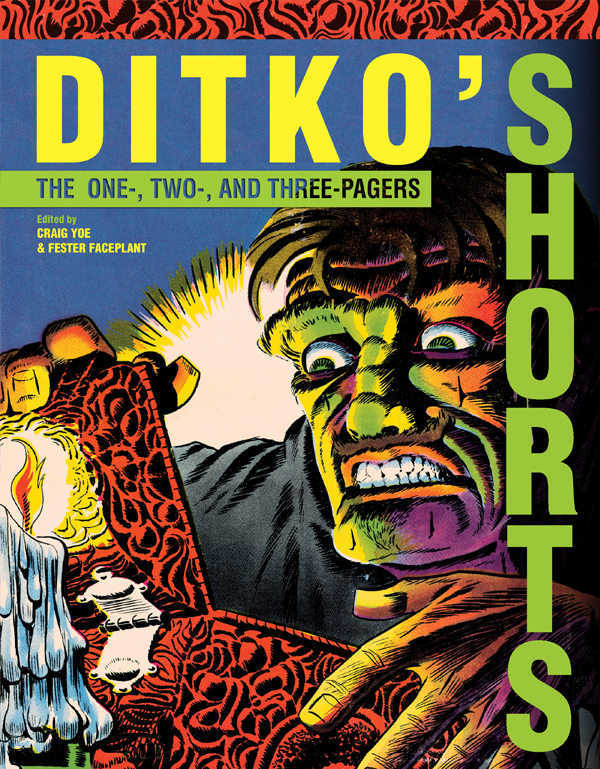 Cover of DITKO'S SHORTS