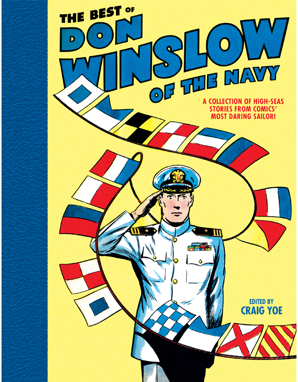 Cover of THE BEST of DON WINSLOW of the NAVY