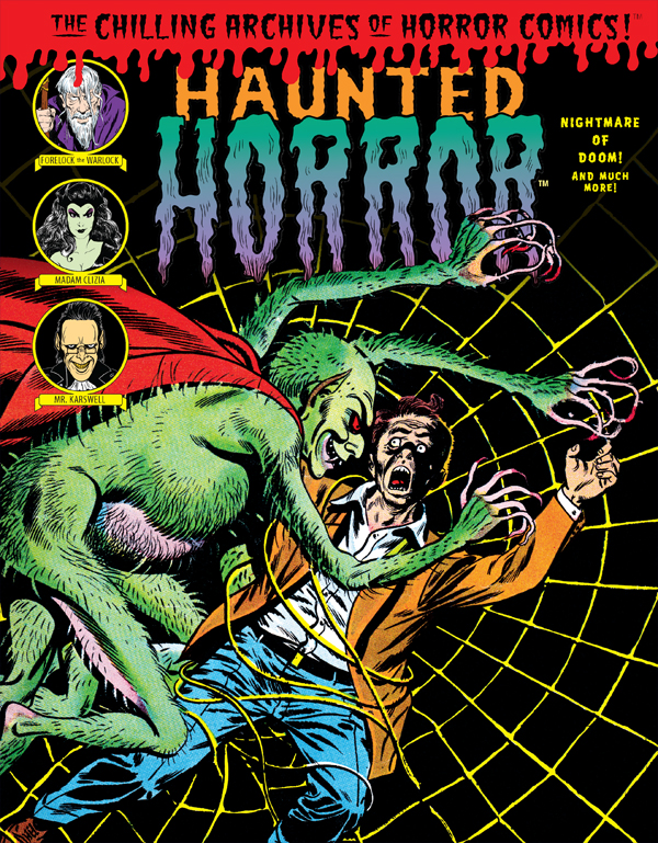 Cover of HAUNTED HORROR: Nightmare of Doom (Volume 6)