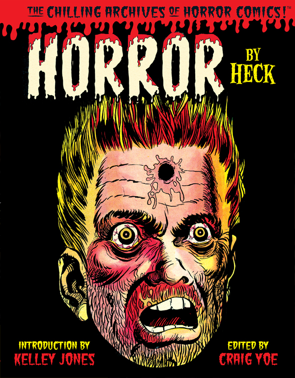 Cover of HORROR BY HECK