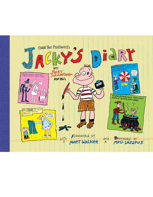 Cover of JACKIE'S DIARY