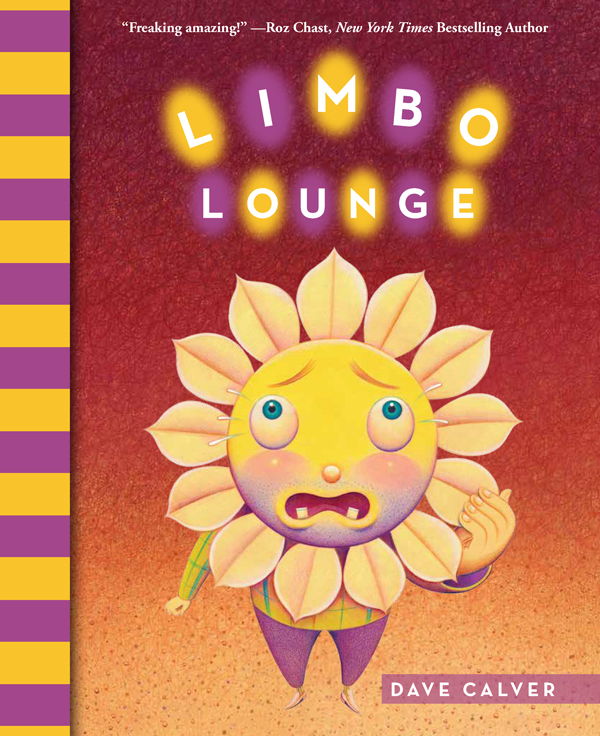 Cover of LIMBO LOUNGE by Dave Calver