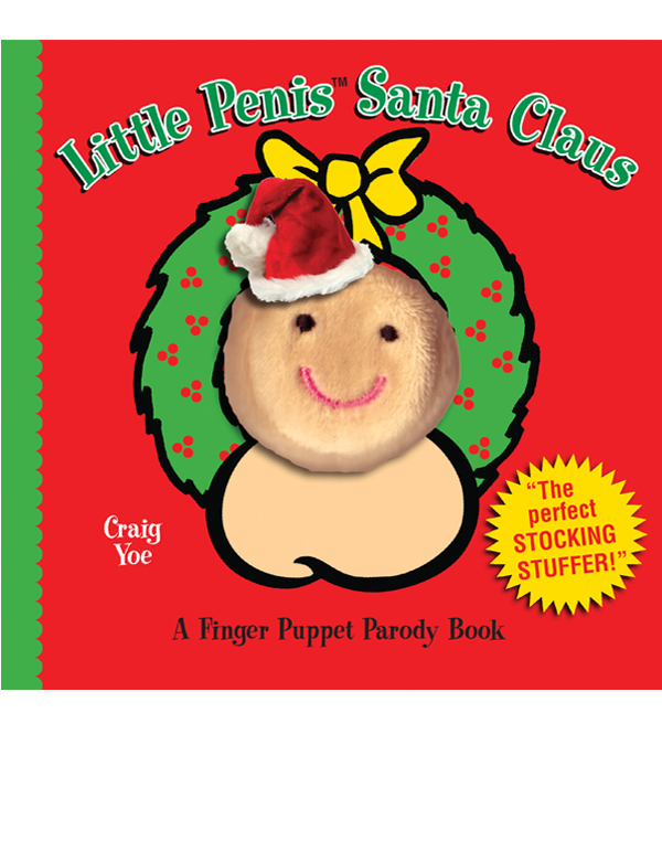 Cover of LITTLE PENIS SANTA CLAUS