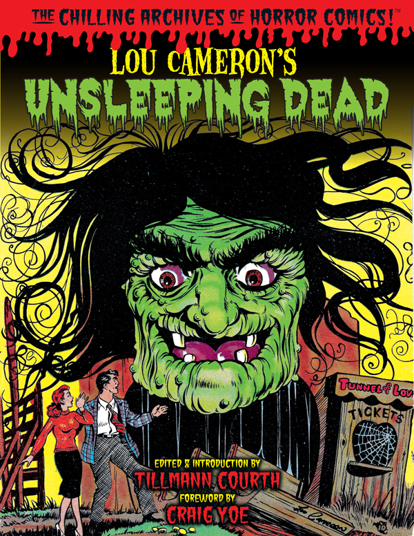 Cover of LOU CAMERON'S UNSLEEPING DEAD