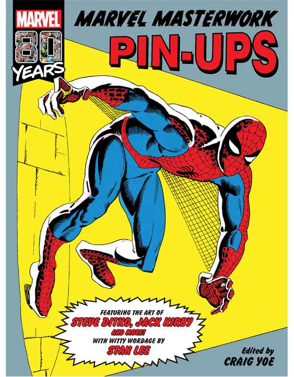 Cover of MARVEL MASTERWORK PIN-UPS