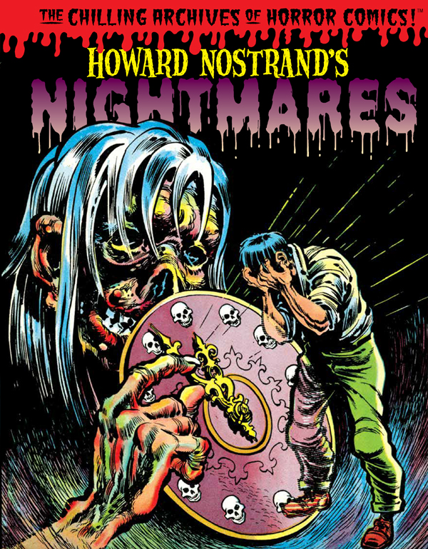 Cover of HOWARD NOSTRAND'S NIGHTMARES