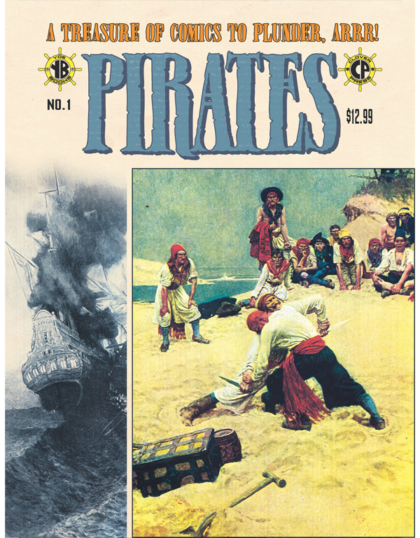 Cover of PIRATES