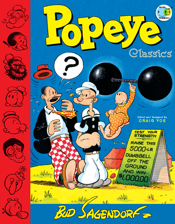 Cover of POPEYE CLASSICS Vol. 1