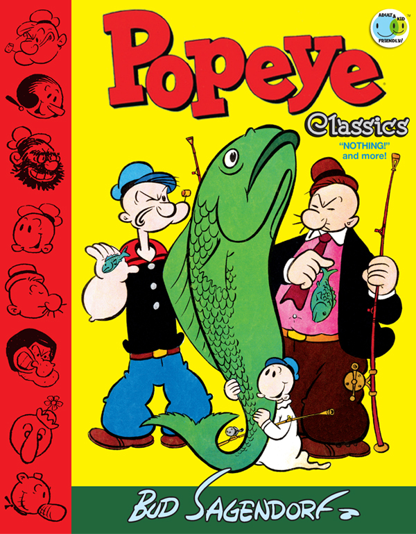 Cover of Popeye Classics Vol. 7: