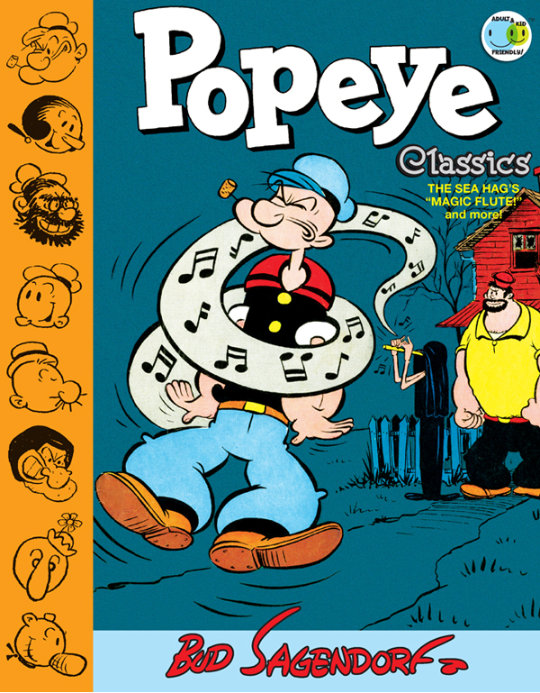"POPEYE CLASSICS Vol. 9: ""The Sea Hag's 'Magic..."