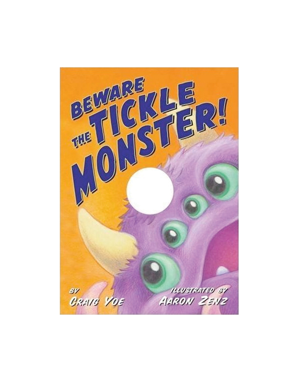 Cover of BEWARE THE TICKLE MONSTER!