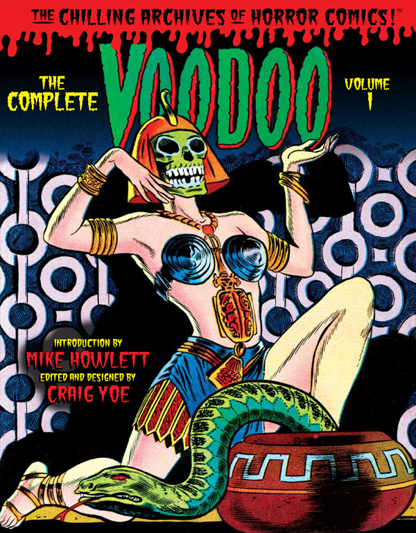 Cover of THE COMPLETE VOODOO Volume 1
