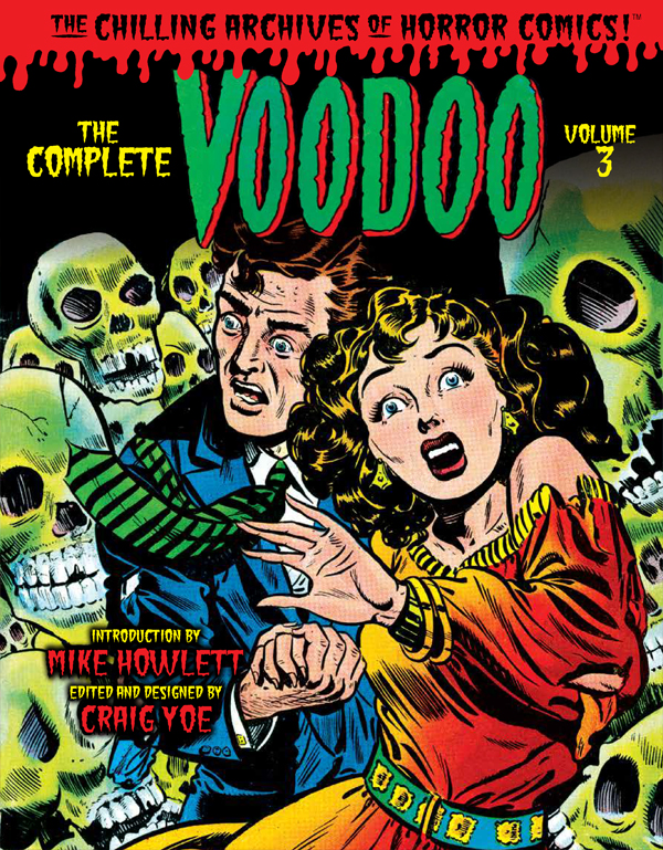 Cover of THE COMPLETE VOODOO Volume 3