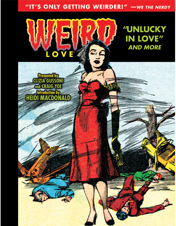 Cover of WEIRD LOVE: