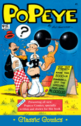 Cover of Popeye Classic #1