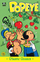 Cover of Popeye Classic #10