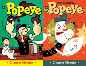 Cover of Popeye Classic #29