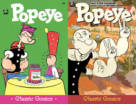 Cover of Popeye Classic #31