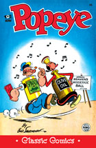 Cover of Popeye Classic #8